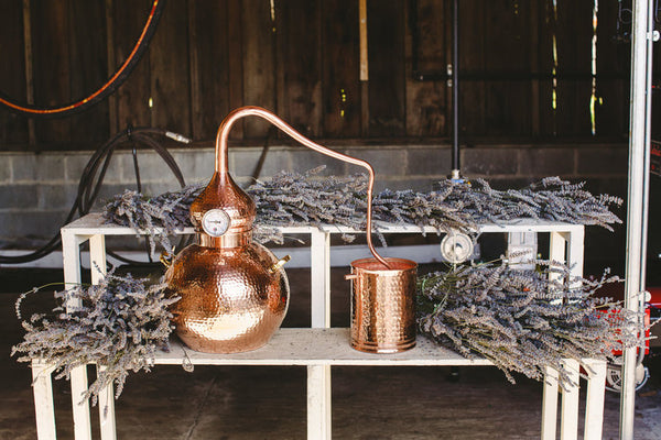 Our Story Distill