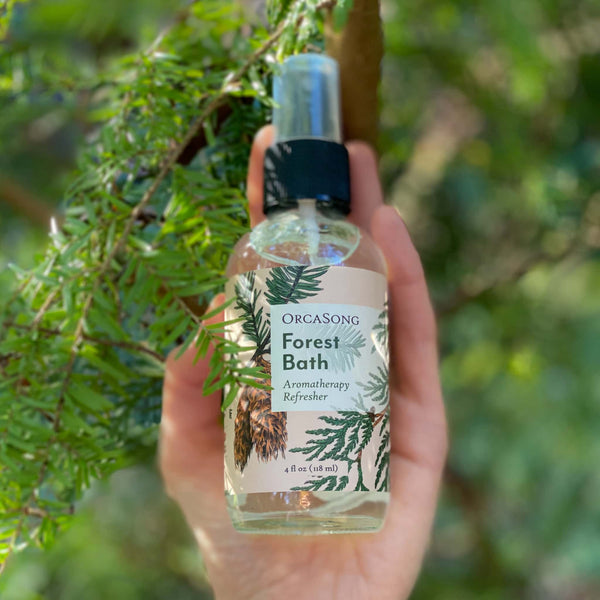 Forest Bath Aromatherapy Spray
