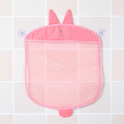 Baby Bath Toys Mesh Bag for Bathroom Toy Kids Basket for Toys - swipeproffitnow