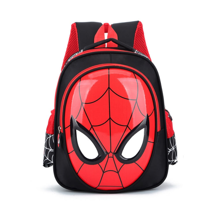 MARVEL SPIDERMAN Backpacks Super heroes New School Bag 3D stereo