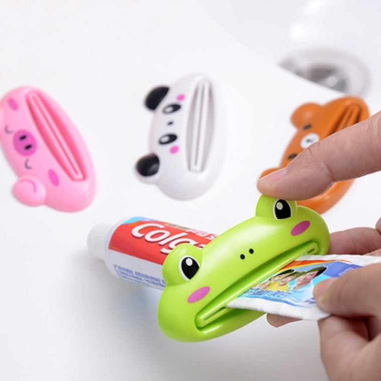 Bathroom Tool Cartoon Toothpaste Squeezer