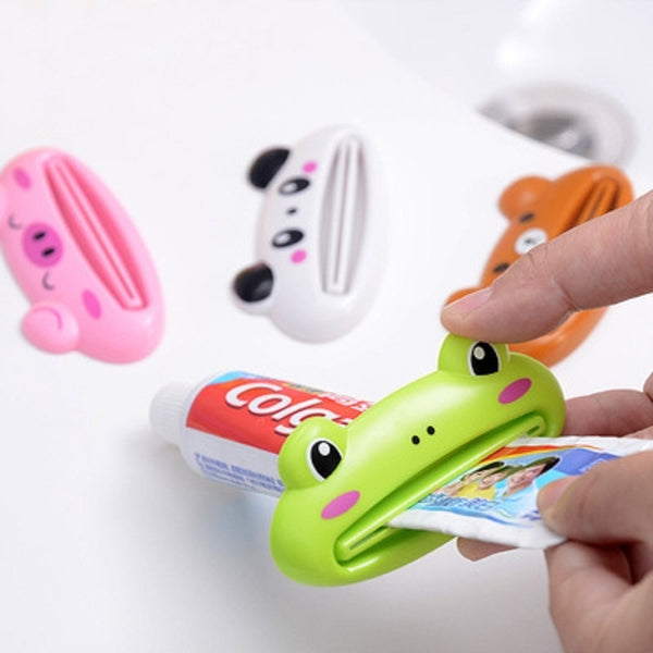 Bathroom Tool Cartoon Toothpaste Squeezer - swipeproffitnow