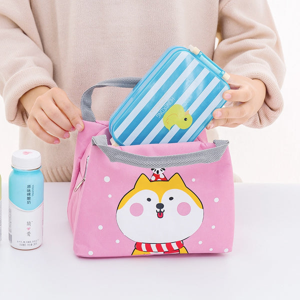 Mother Portable Heat/cold Insulation Bag Baby Food Milk Bottle - swipeproffitnow