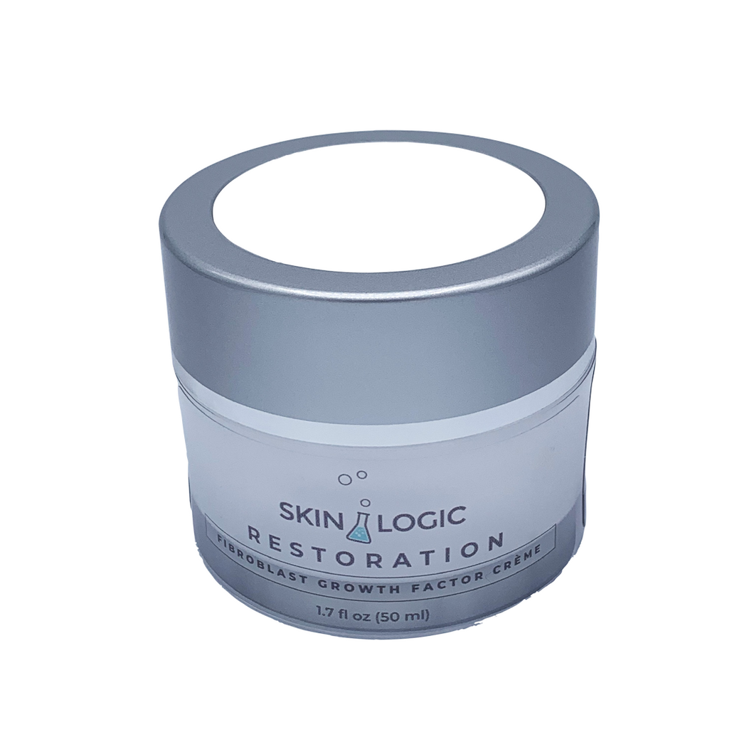 Skin Logic Restoration Collection: Fibroblast Growth Factor Crème