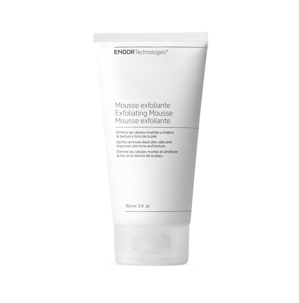 ENDOR Technologies Exfoliating Mousse