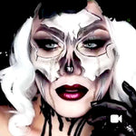 Glam Ghoul Makeup Tutorial with @imogenhearts