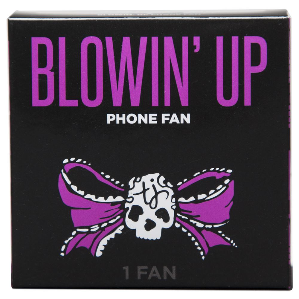 Load image into Gallery viewer, Blowin' Up Phone Fan Accessories Tattoo Junkee