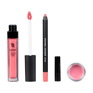 Bubblegum Lip Trio Lip Paint Kit Lip Trio Lip Kit Tattoo Junkee