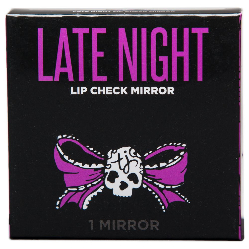 Load image into Gallery viewer, Late Night Lip Check Mirror Accessories Tattoo Junkee