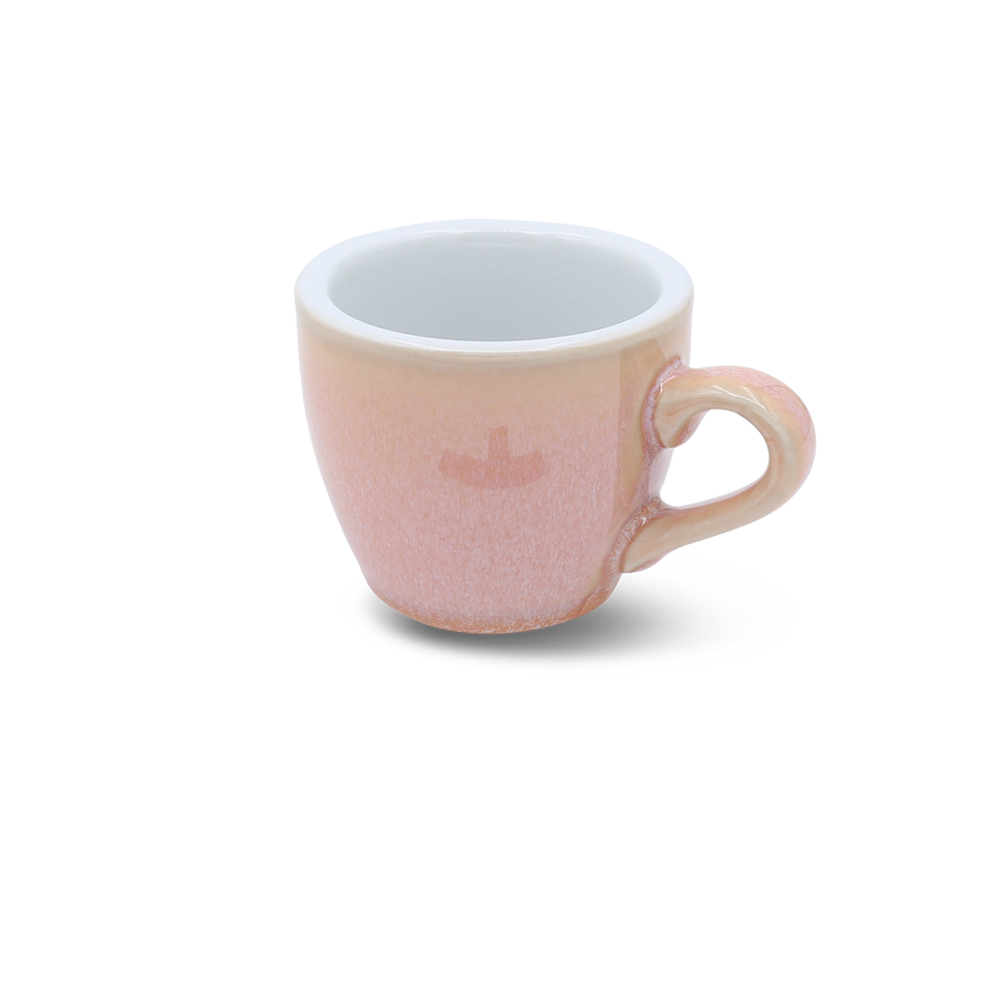LOVERAMICS EGG POTTER SERIE ESPRESSO TASSE - ROSE POTTER SERIE