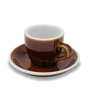 Laden Sie das Bild in den Galerie-Viewer, LOVERAMICS EGG POTTER SERIE ESPRESSO TASSE - CARAMEL