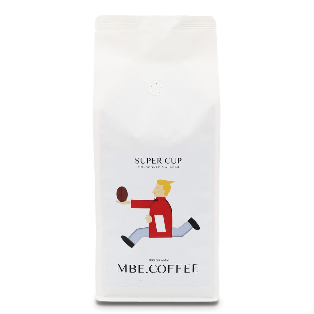 MBE COFFEE SUPER CUP 1000 GRAMM