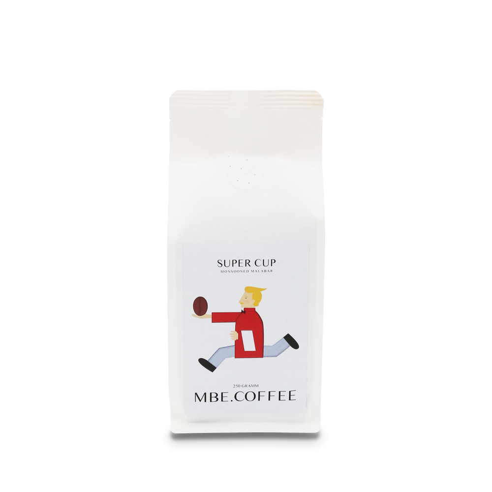 MBE COFFEE SUPER CUP 250 GRAMM