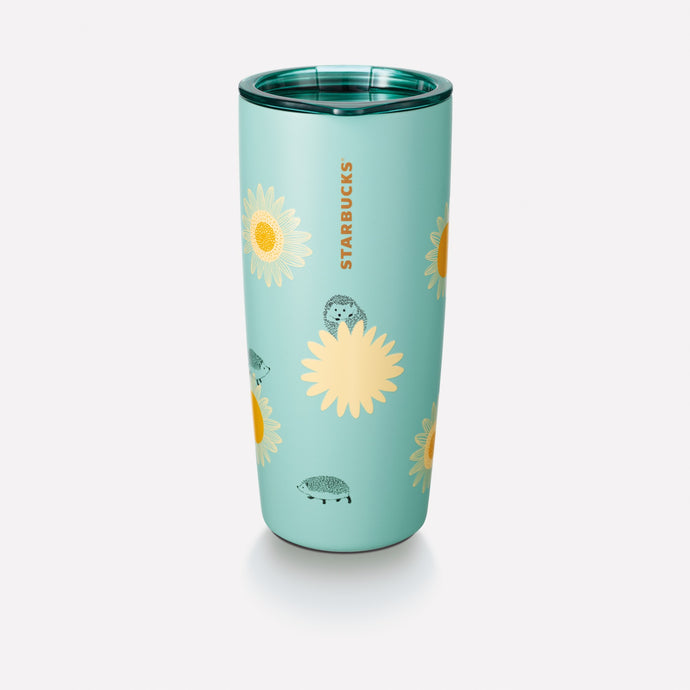 Happy Hedgehog Collection: Stainless Steel Tumbler 20oz