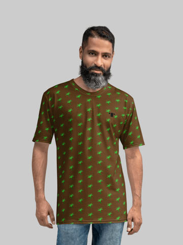 Tree Pattern - T-shirt - Tshack Apparel