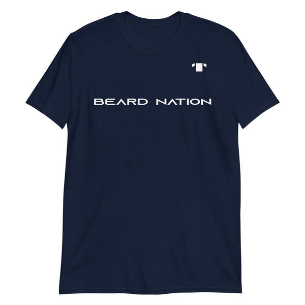 Beard Nation T-Shirt - Tshack Apparel