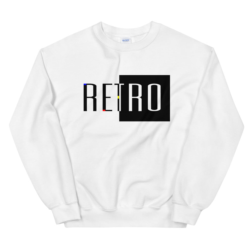 Retro - Sweatshirt