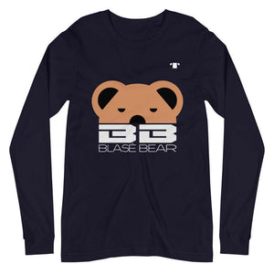 Blasé Bear - Long Sleeves Tee - Tshack Apparel
