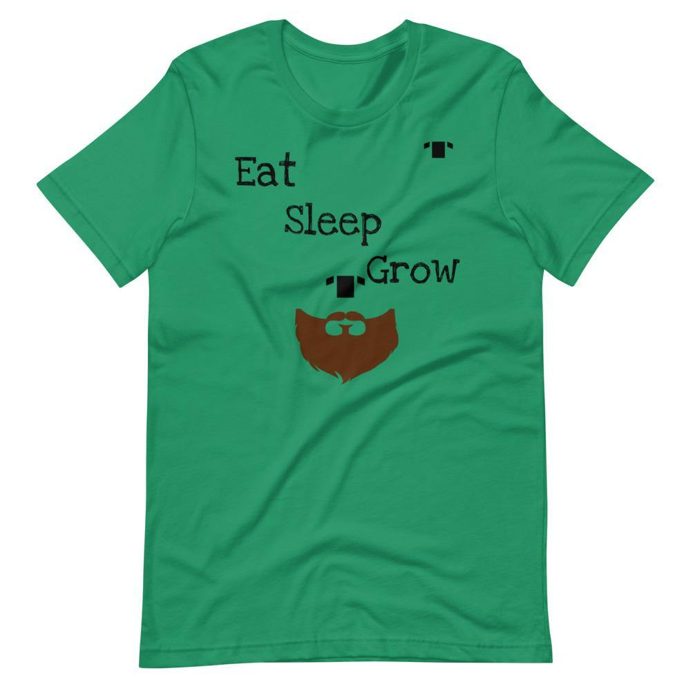 Beardman - Eat Sleep Grow - Tshack Apparel