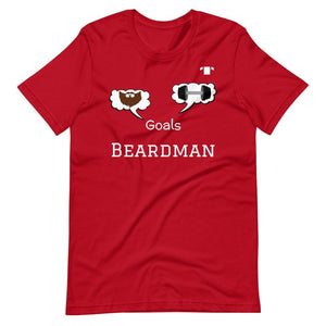 Beardman - Goals - Tshack Apparel
