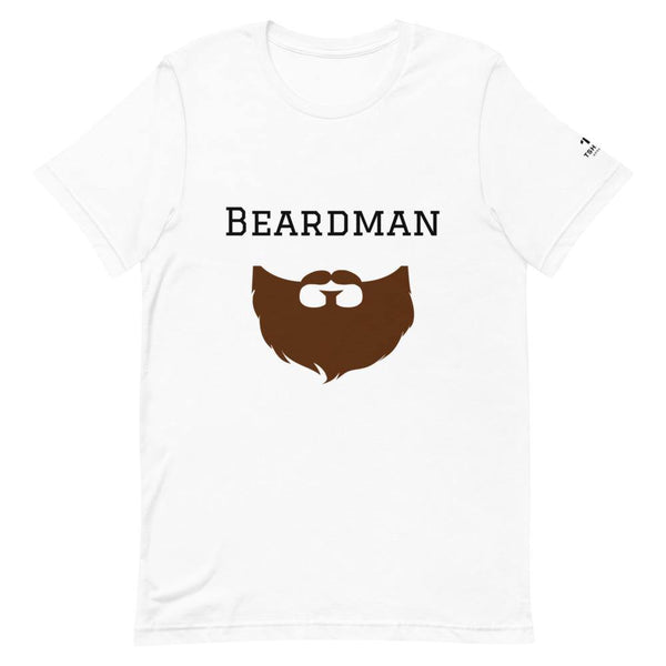 Beardman - Soft T-shirt - Tshack Apparel