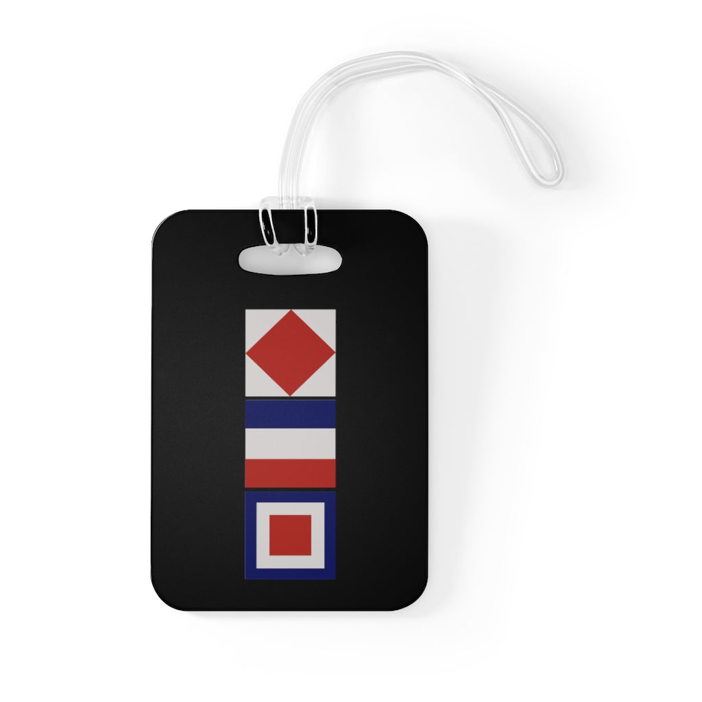 Top of The Line Custom Bag Tag