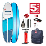 9'6″ COMPACT INFLATABLE PADDLE BOARD PACKAGE
