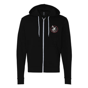WILD GOOSE HOODIES - SOLID BLACK