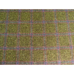 Snelston Strong Plaid Pink Tweed