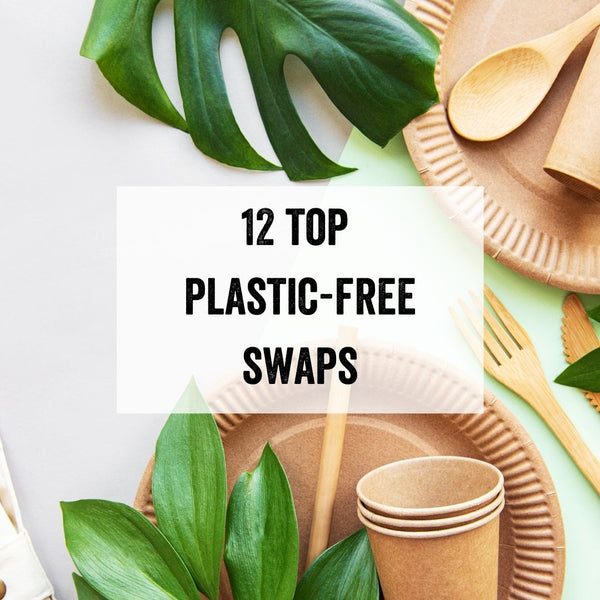 12 Top Plastic-Free Swaps to Make in 2021 (Tea Bags, Toothpaste, Shampoo & More!)