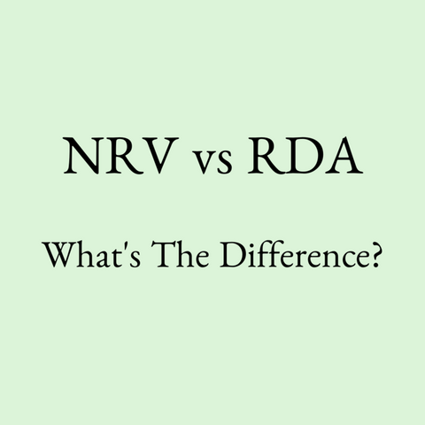 NRV-Nutrient-Reference-Value-RDA-Recommended-Daily-Allowance