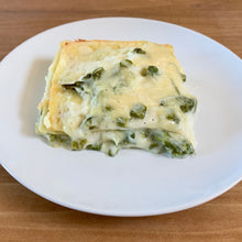 Load image into Gallery viewer, Specialty Lasagna Bianca with Asparagus & Brie