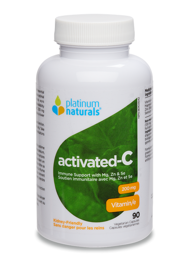 activated-C 200 mg