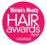 Women's weekly hair awards