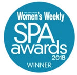 Women's Weekly Spa awards 2018 winner
