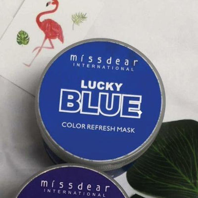 MISSDEAR Blue Hair Mask 300ml Missdear Blue Hair Mask 300ml