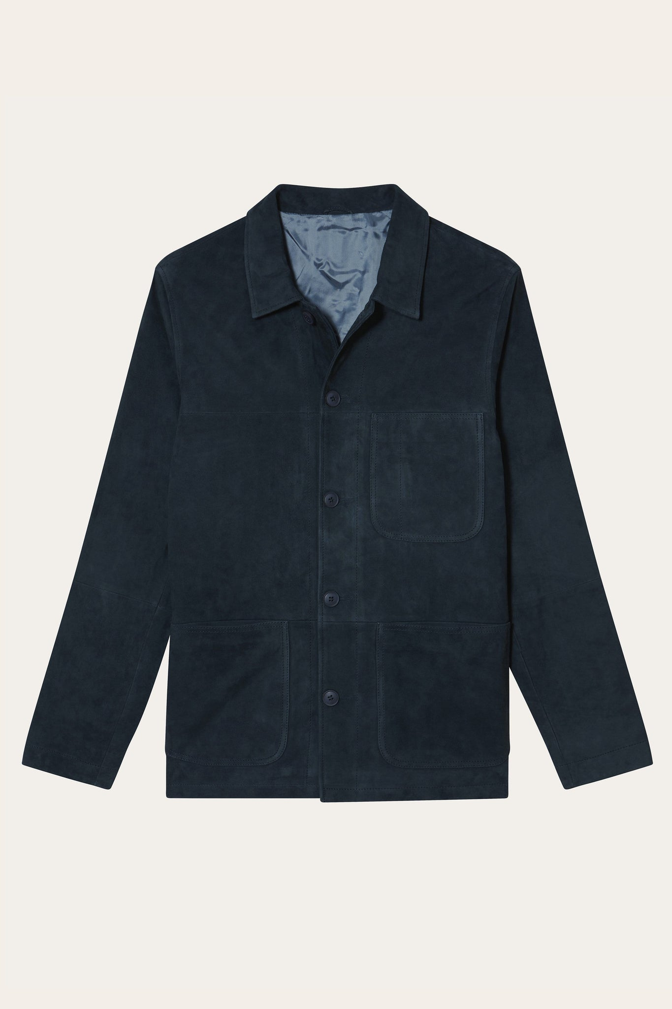 Pierre Jacket - Navy