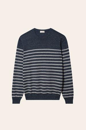 Poisson Sweater - Navy