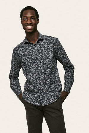 Tamaris Shirt - Navy