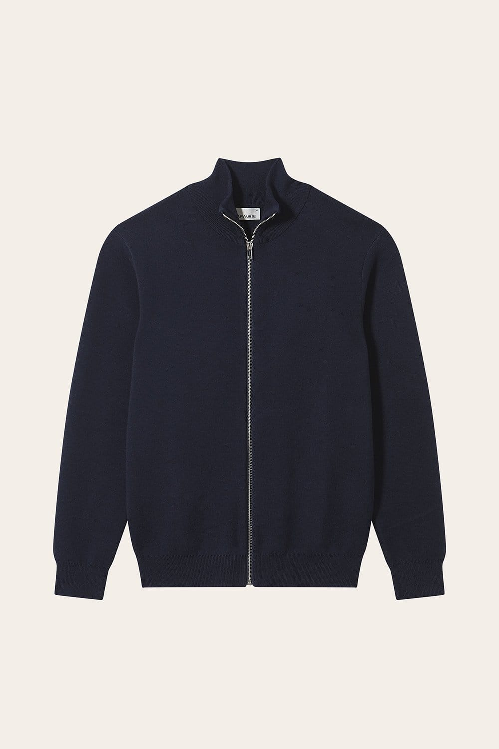 Teddy Zipper - Navy