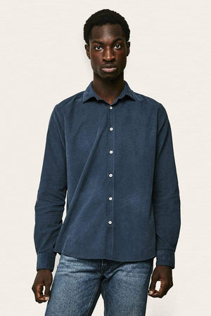 Titus  Shirt - Denim