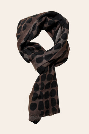 Tom Scarf - Taupe