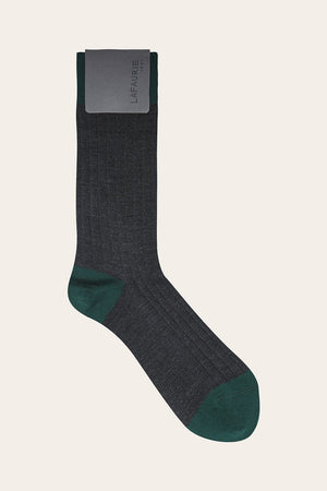 Tonsberg Socks - Anthracite