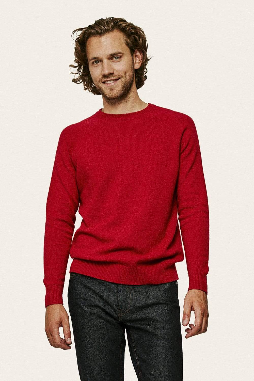 Topaze Sweater - Rouge