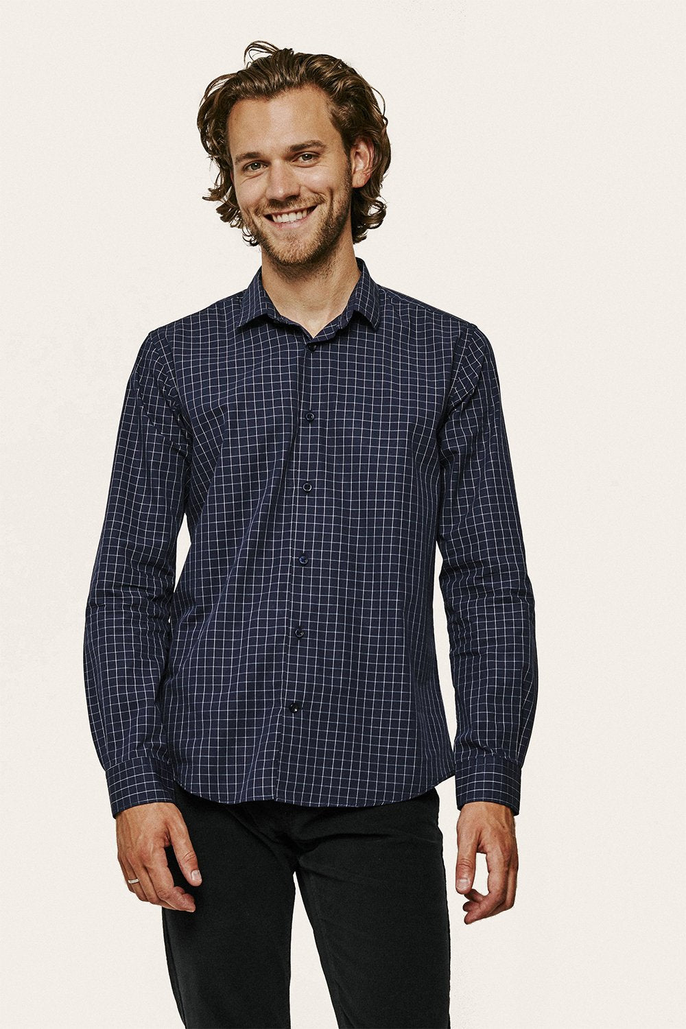 Travers Shirt - Marine