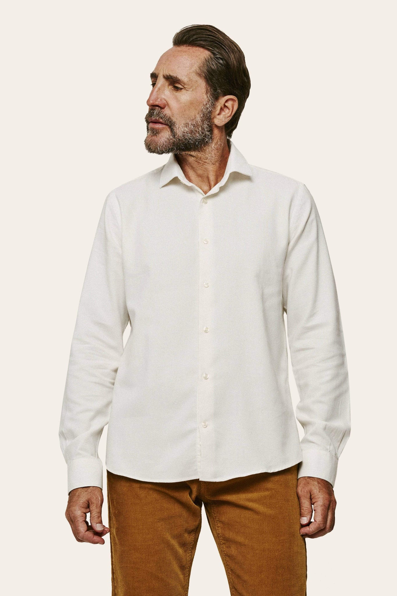 Chemise Troop - Blanc CHEMISE Lafaurie H20