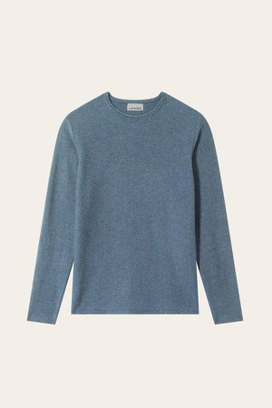 True Sweater - Denim