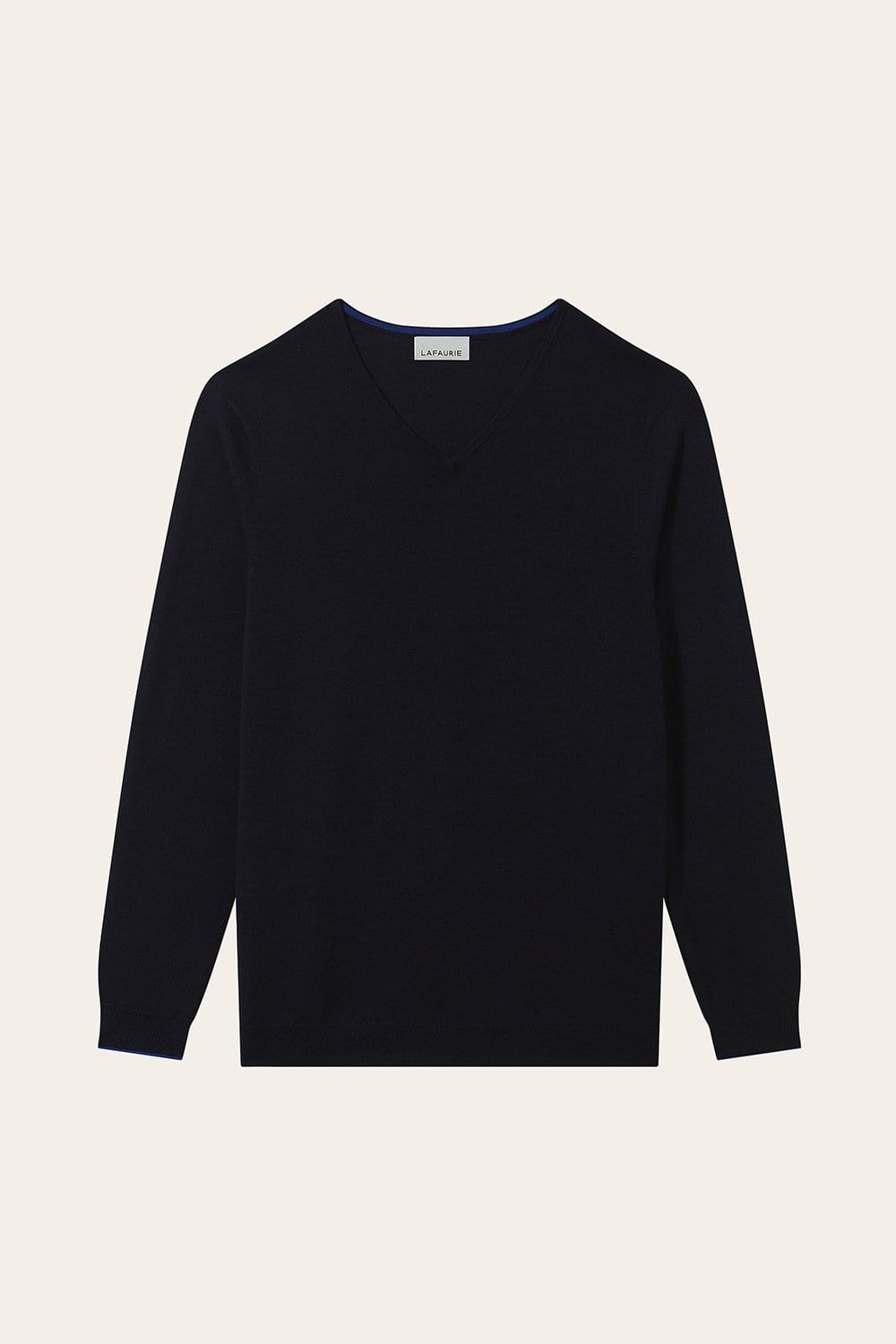 Tuck Sweater - Navy