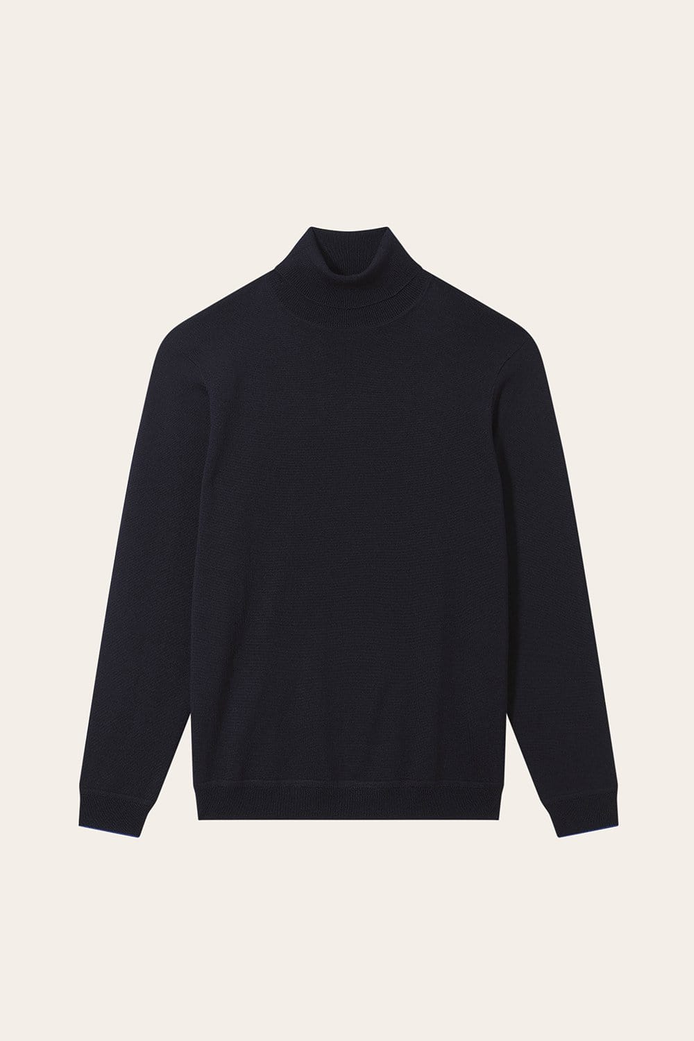 Turtle Sweater - Navy