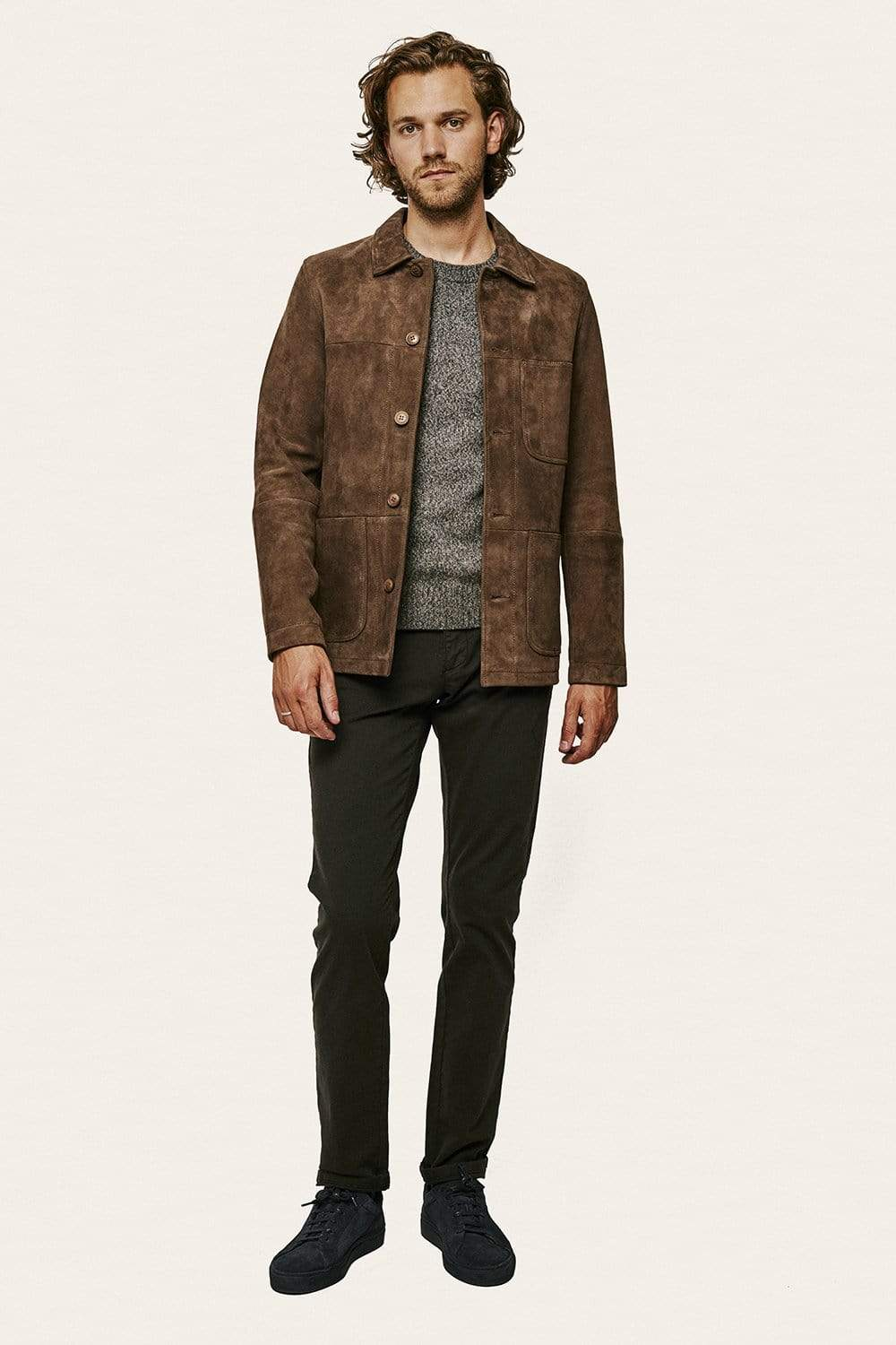 Pierre Jacket - Marron